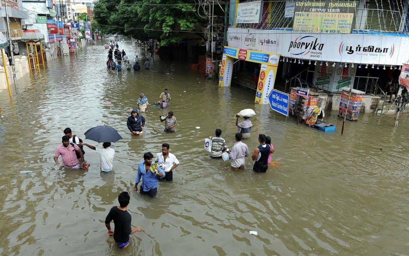 Inundații catastrofale în India, Nepal și Bangladesh