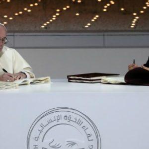 Noi pași spre o religie mondială?