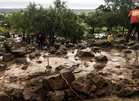 Ajutor pentru Mozambic