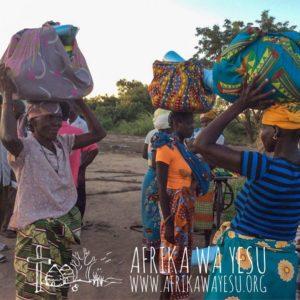 Mulțumiri din Mozambic