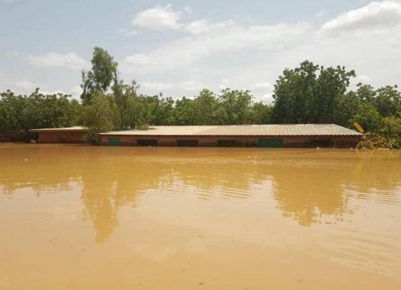 Inundații în Niger