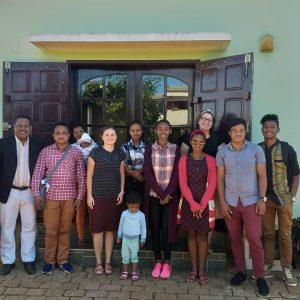 Inaugurare Cabinet Medical Fanantenana